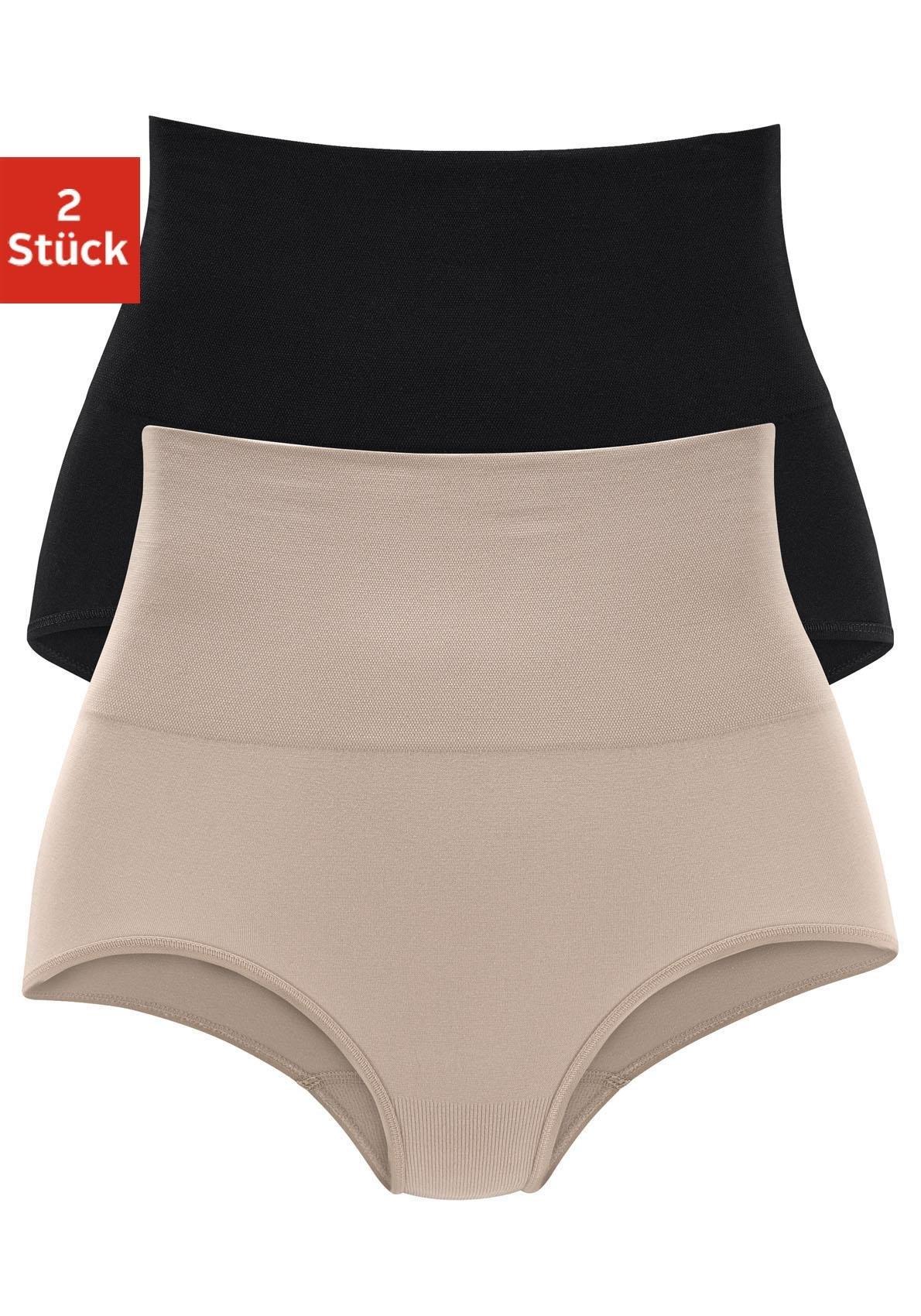 Petite Fleur bodyforming-tailleslip (set van 2) nu online kopen bij Lascana