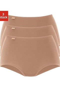 sloggi tailleslip »24-7 cotton« (set van 3) beige