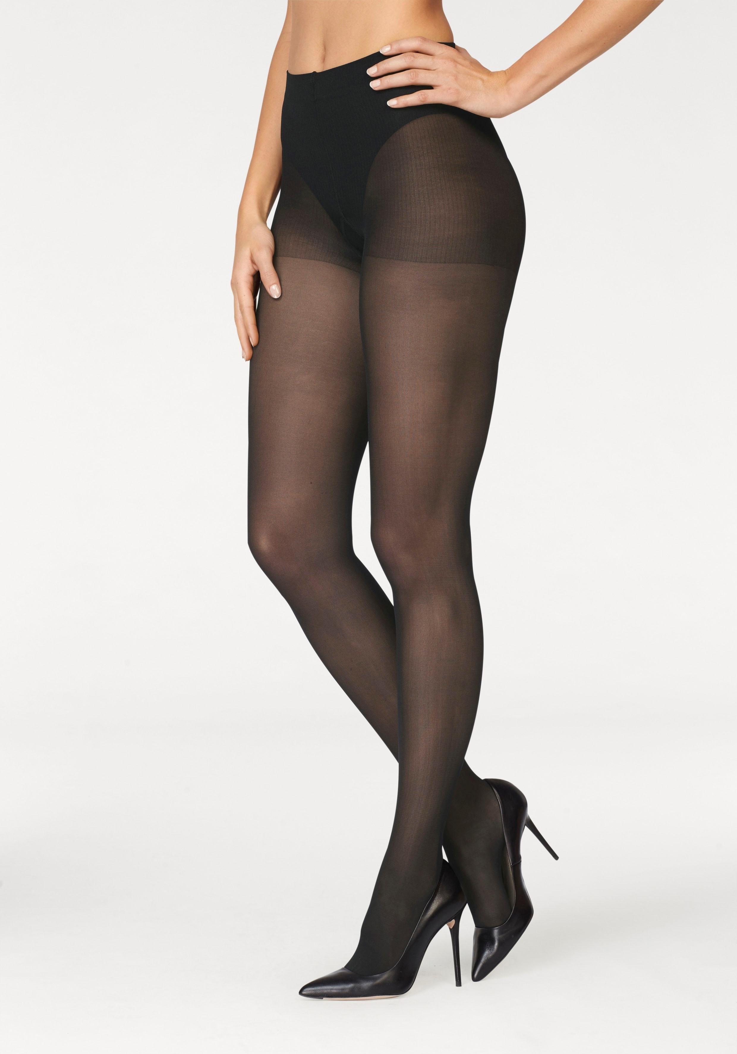 Glamory steunpanty, extra wijd broekje en bij bovenbeen in de webshop van Lascana kopen