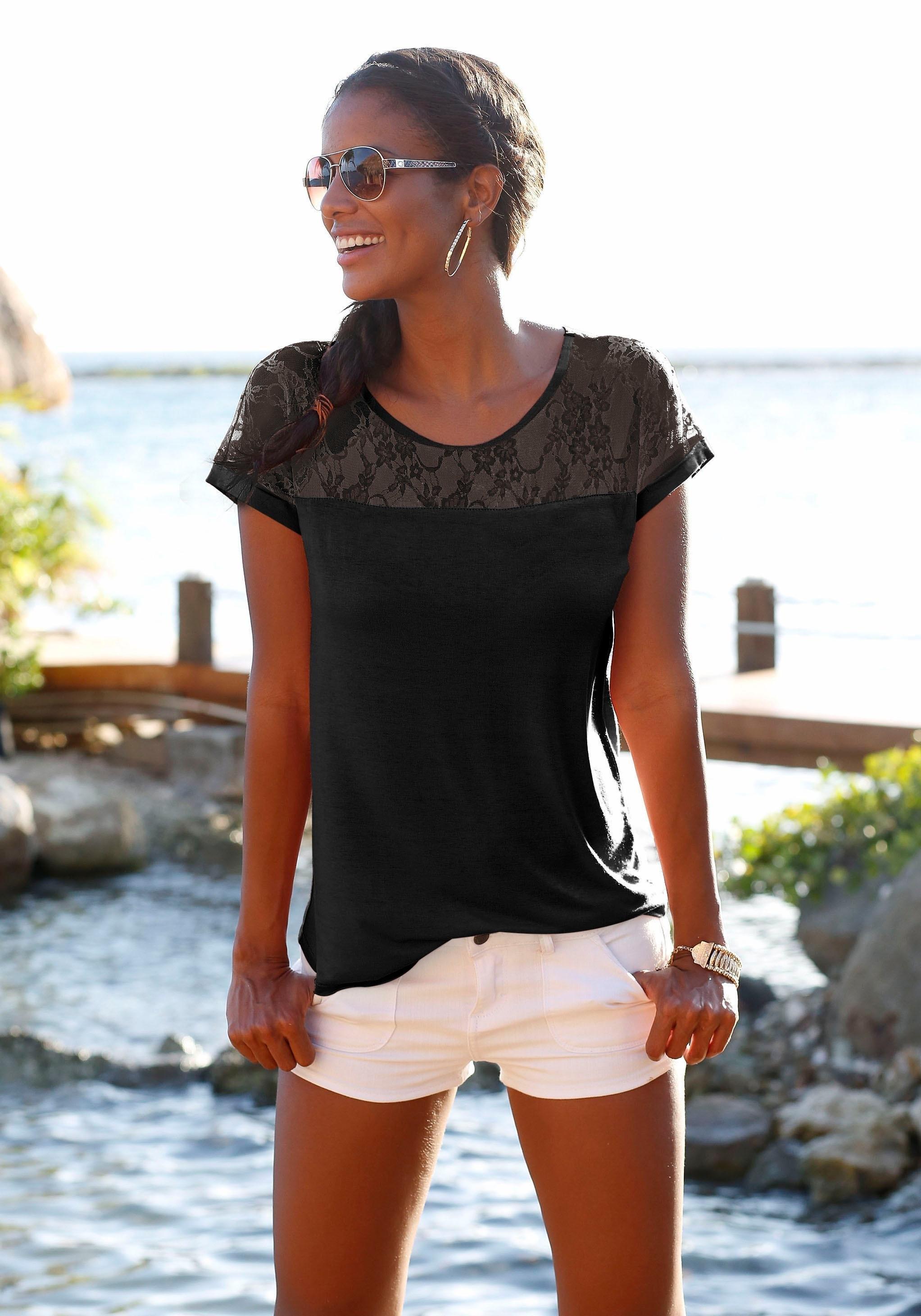 LASCANA strandshirt - verschillende betaalmethodes