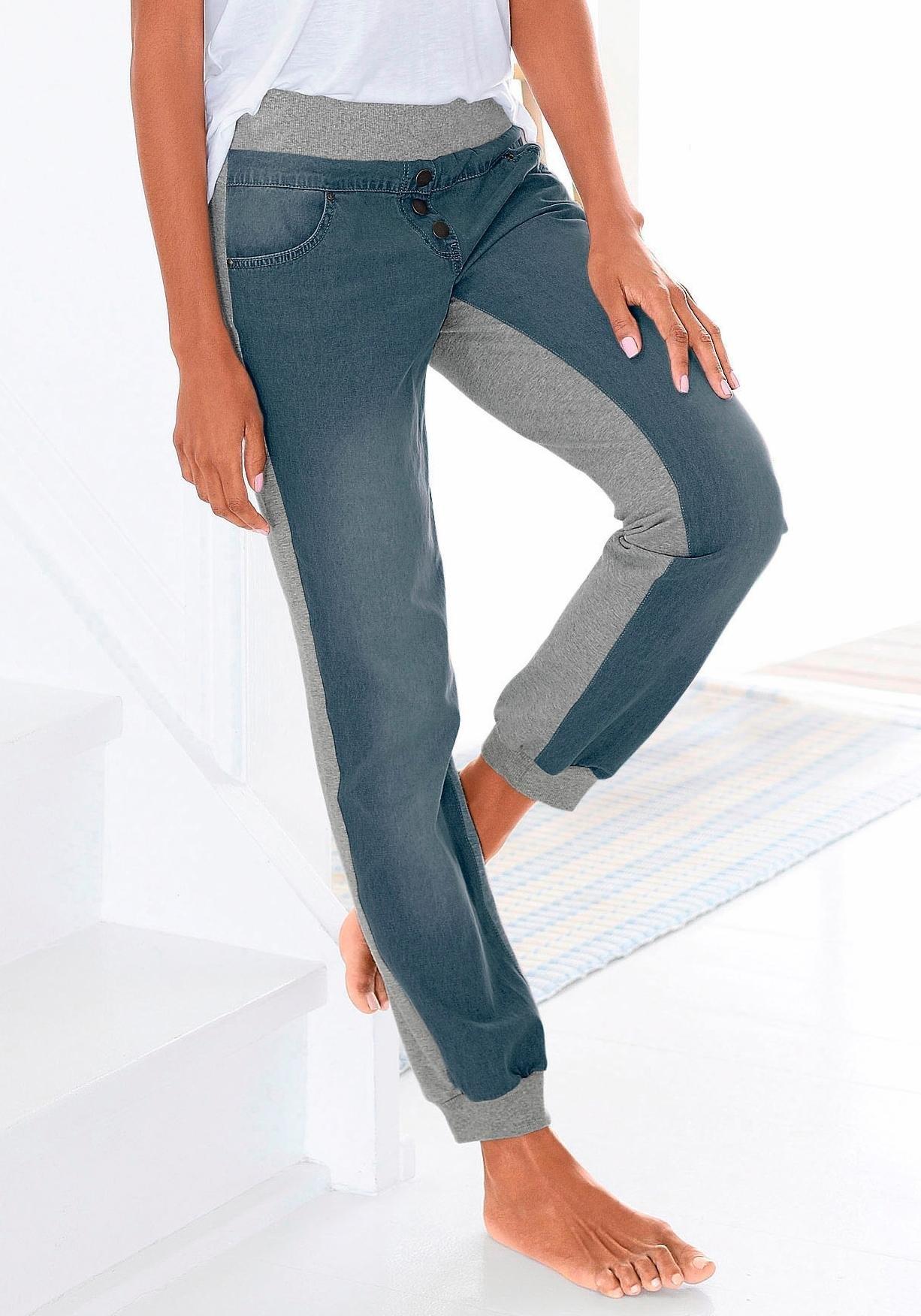 Buffalo jeans-sweatpants nu online bestellen