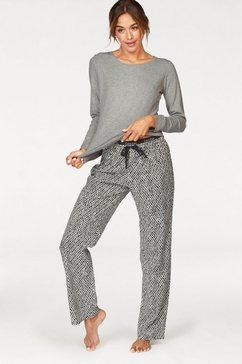 pyjama met gedessineerde broek