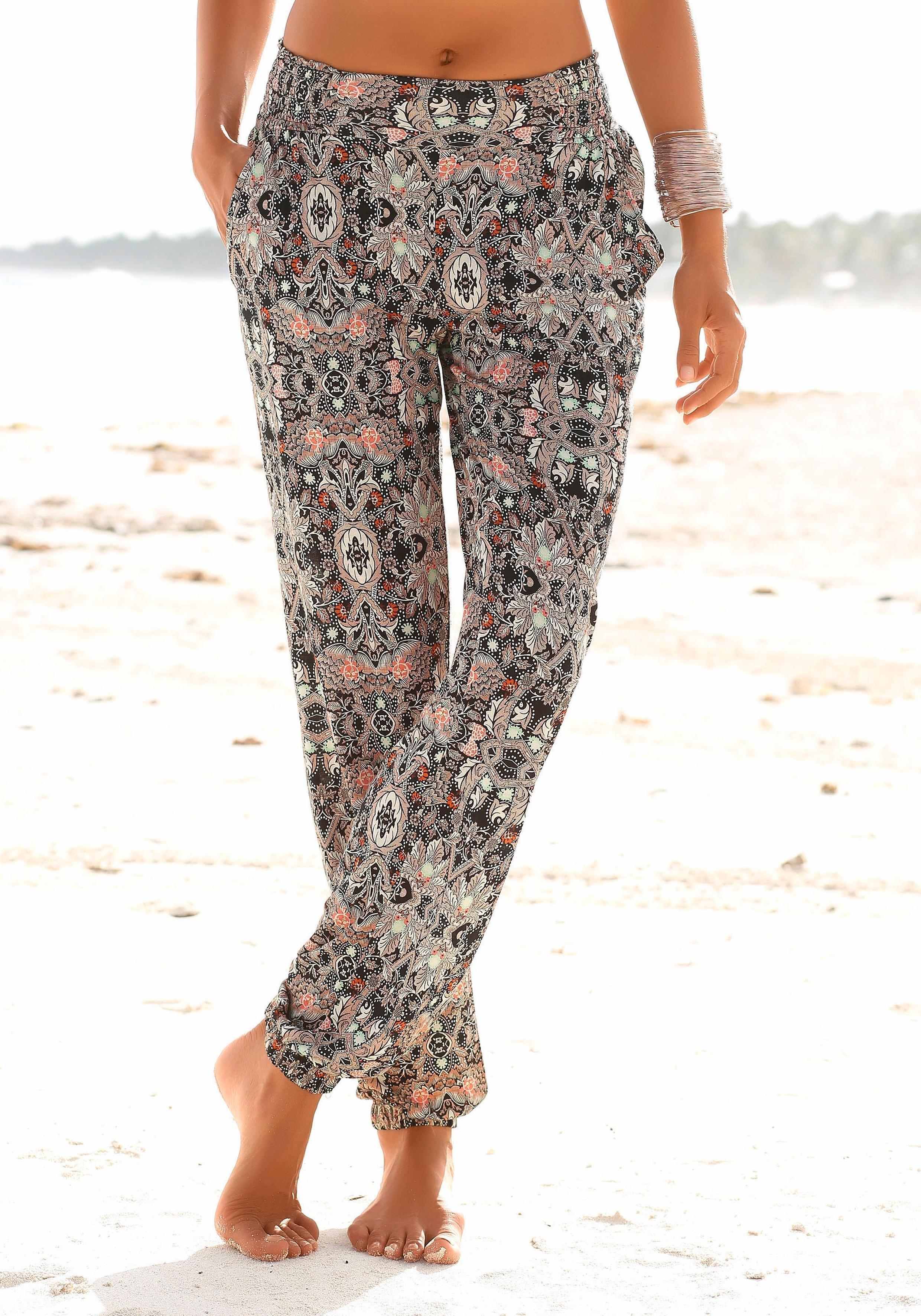 s.Oliver Beachwear s.Oliver RED LABEL Beachwear strandbroek online kopen op lascana.nl