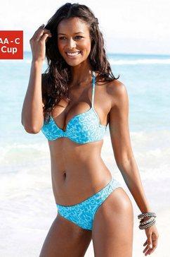 push-uptop, venice beach blauw
