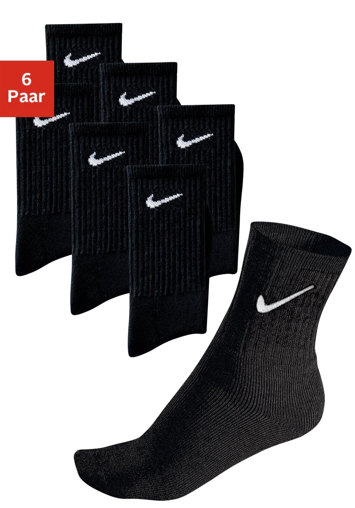 Nike Sportsokken met voetfrotté (6 paar) nu online bestellen