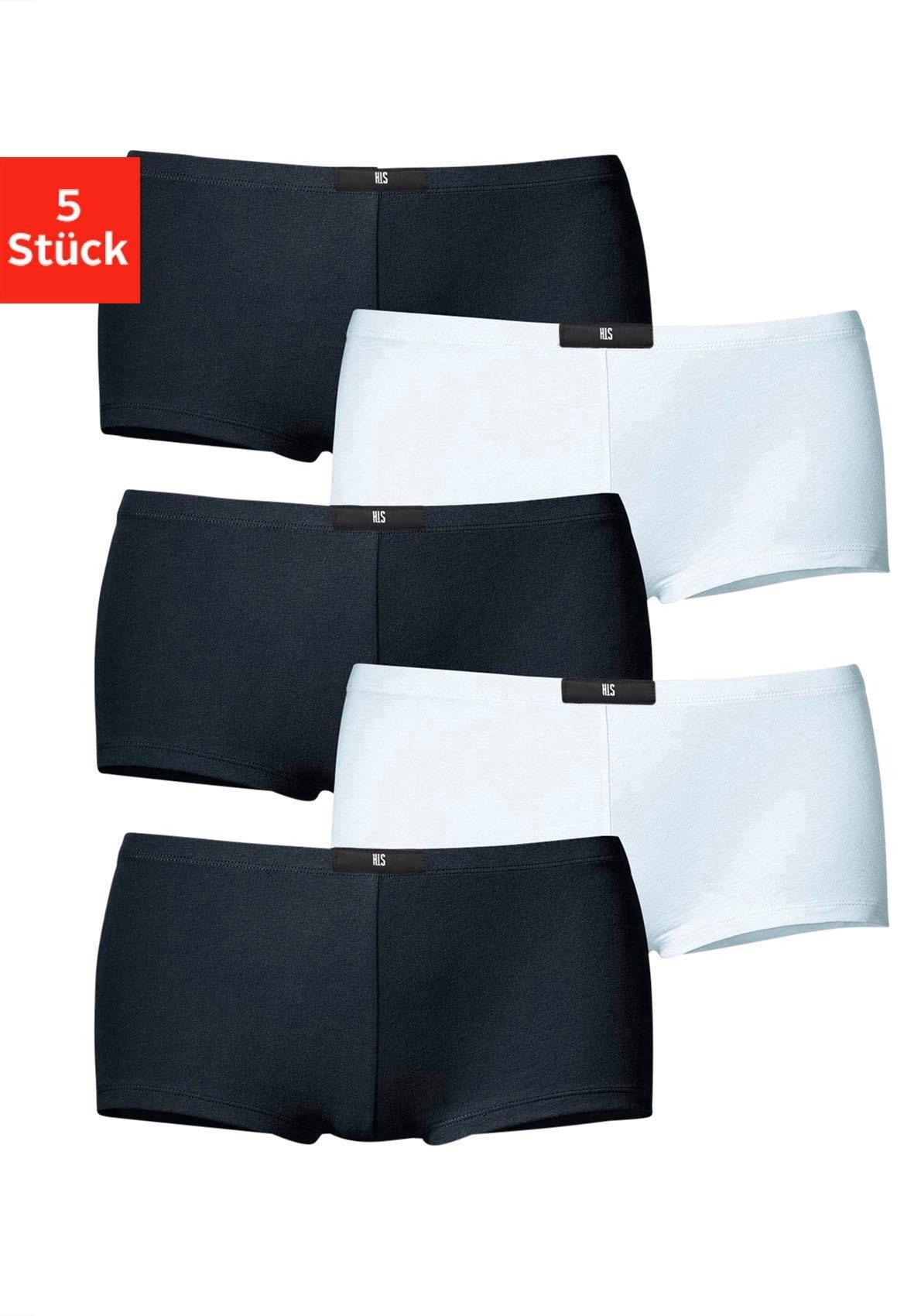 Op zoek naar een H.I.S Pants, set van 5? Koop online bij Lascana