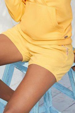 buffalo sweatshort geel