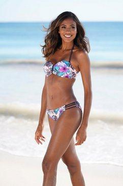 venice beach bikinibroekje marly met bandjes opzij roze