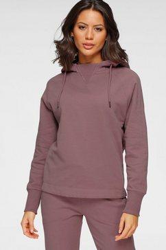 venice beach sweatshirt met een capuchon roze