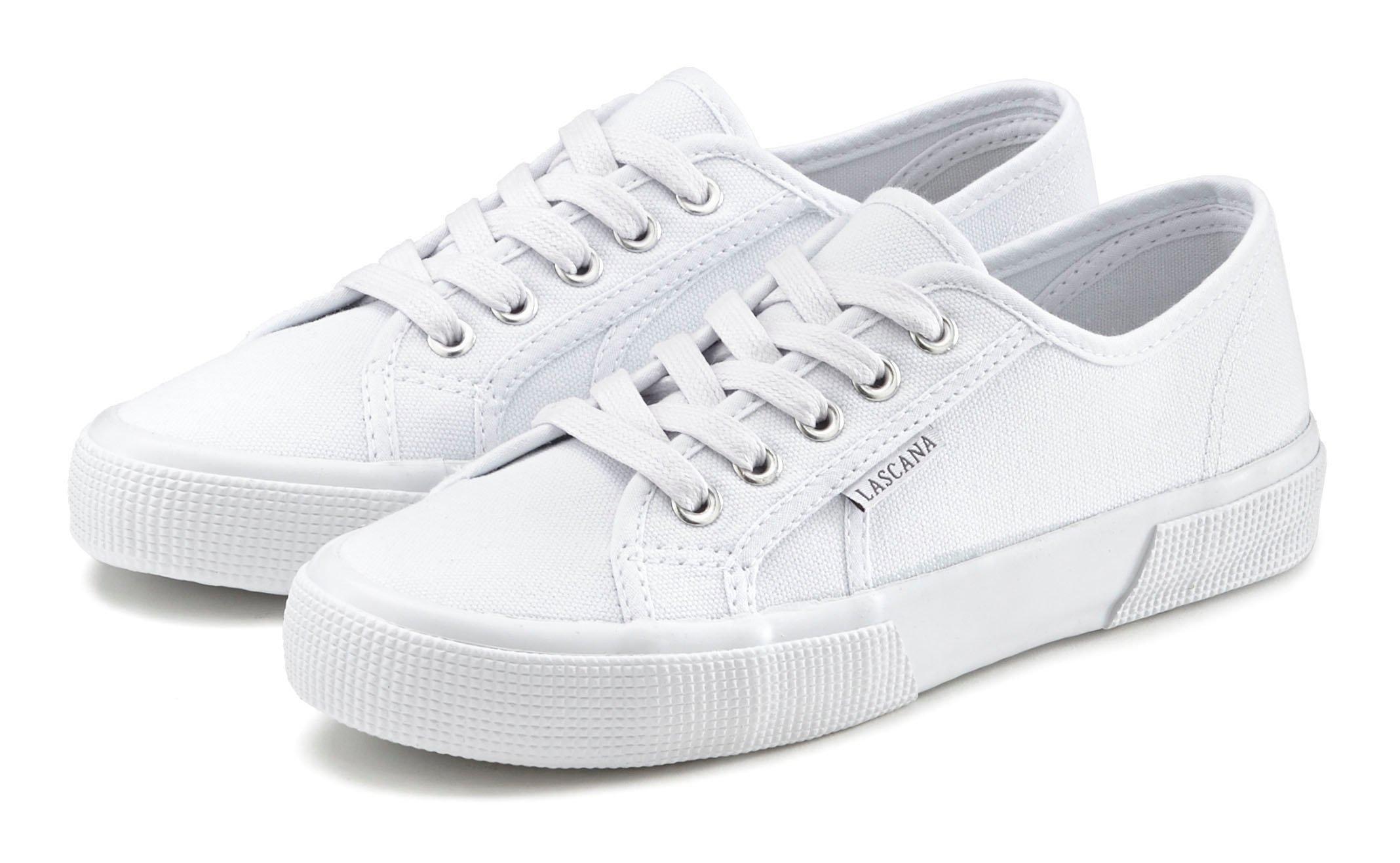 Lascana sneakers van textiel bij Lascana online kopen