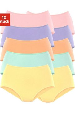 tailleslip, set van 10 multicolor