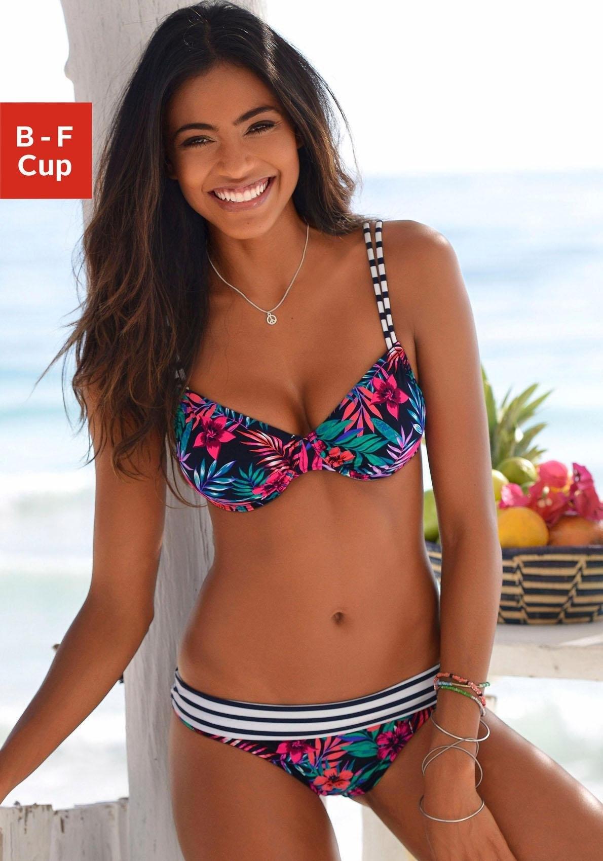 VENICE BEACH top met beugels »Summer« voordelig en veilig online kopen