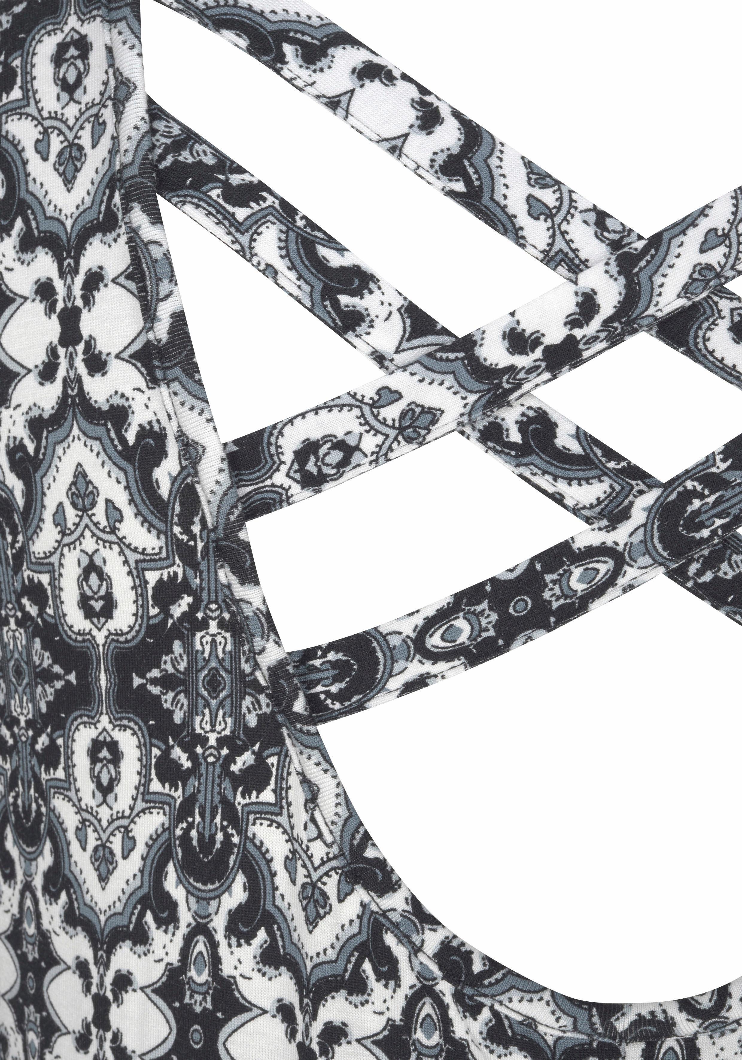 Uitzonderlijk Buffalo London maxi-jurk bestel je online | LASCANA @LG93
