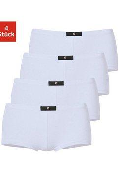 pants, h.i.s, set van 4 wit