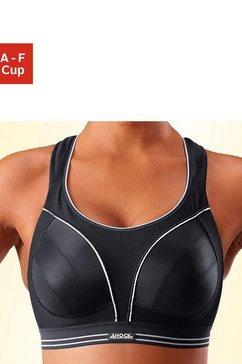 shock absorber sportbeha »run« - de ideale beha voor loopsporten zwart