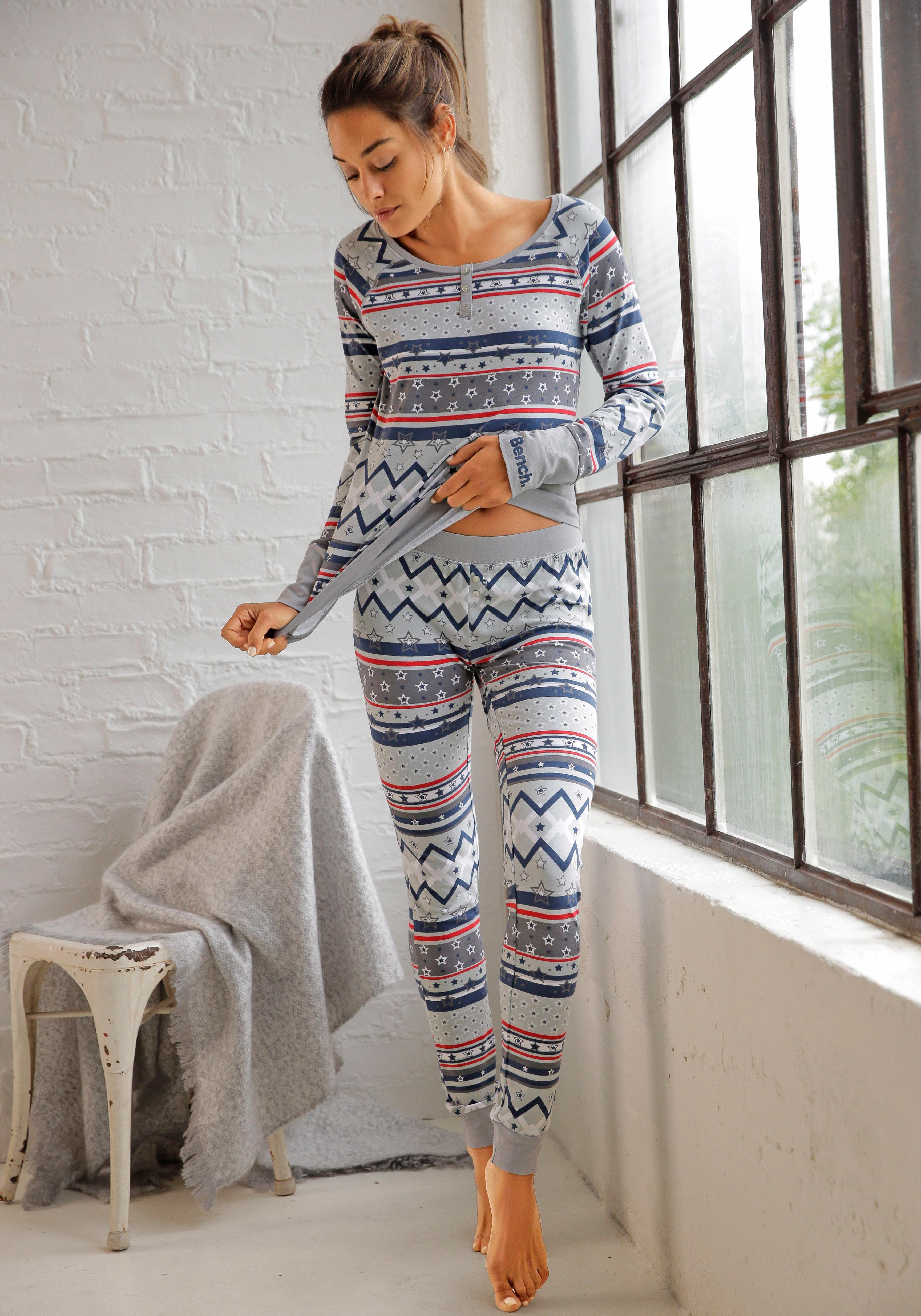 Bench. pyjama bij Lascana online kopen
