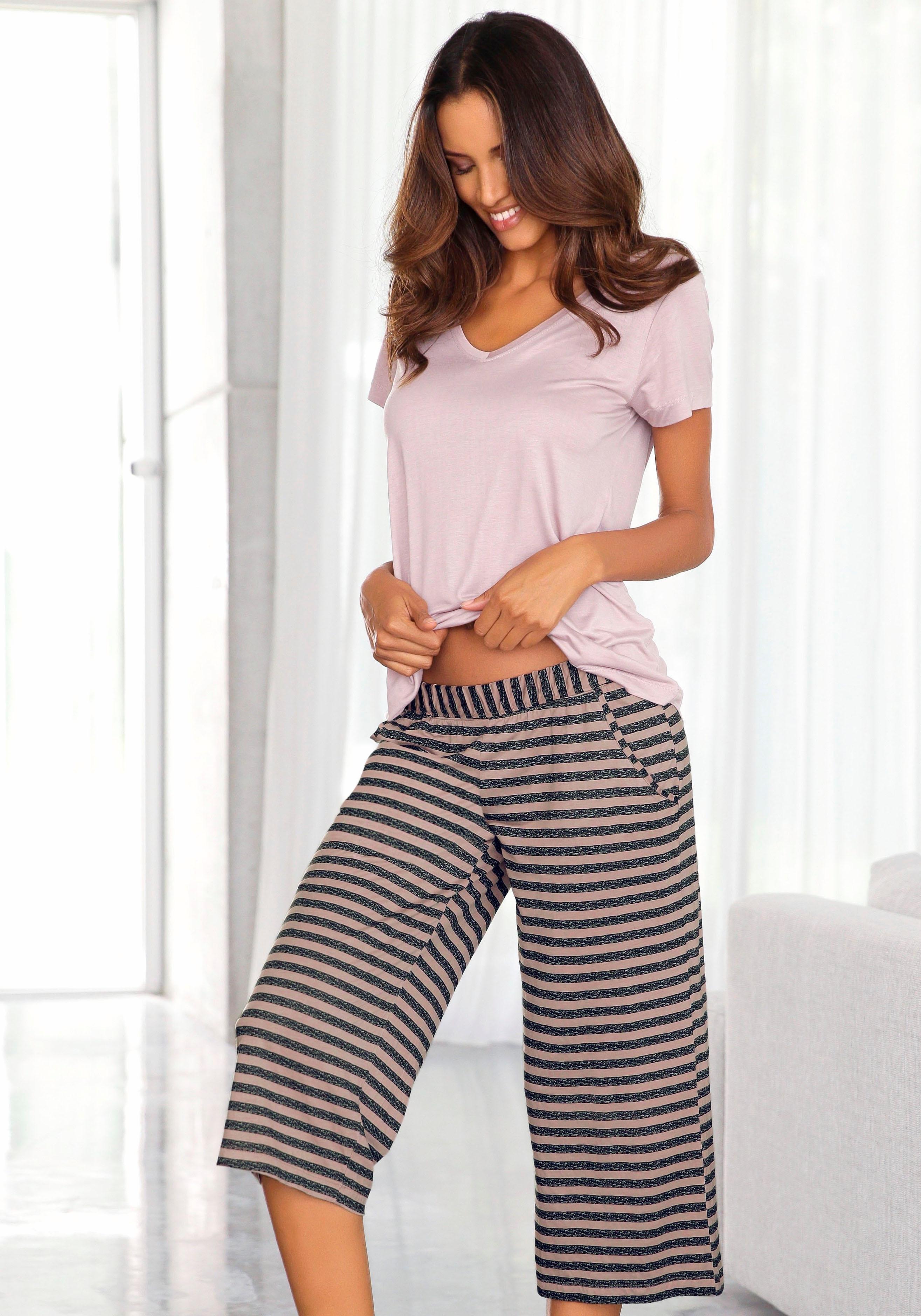 vivance collection capripyjama voordelig en veilig online kopen