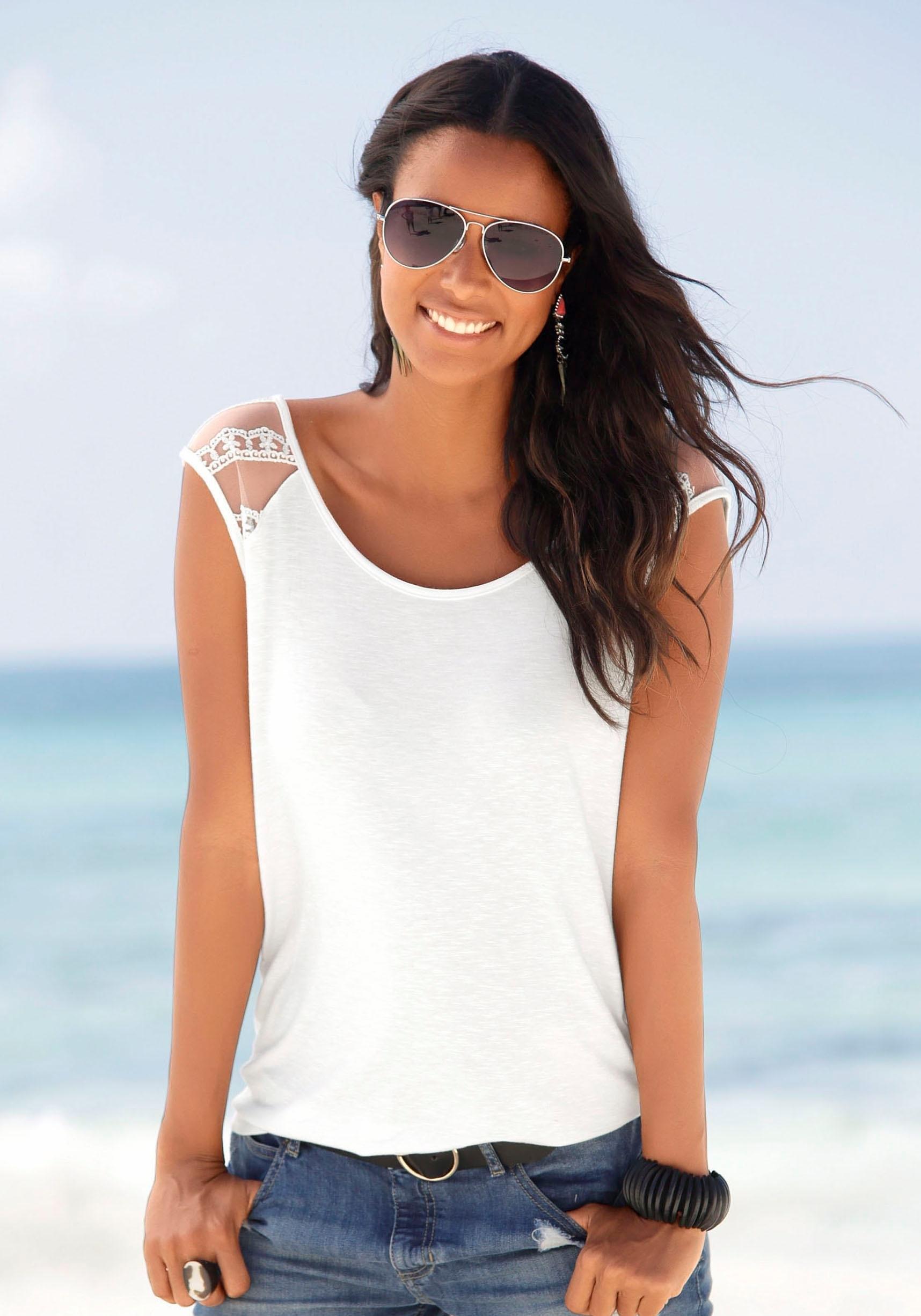 Op zoek naar een LASCANA strandshirt? Koop online bij Lascana