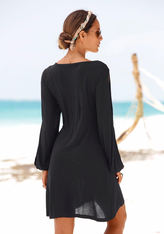 45045c41edecf6 LASCANA lang shirt online verkrijgbaar