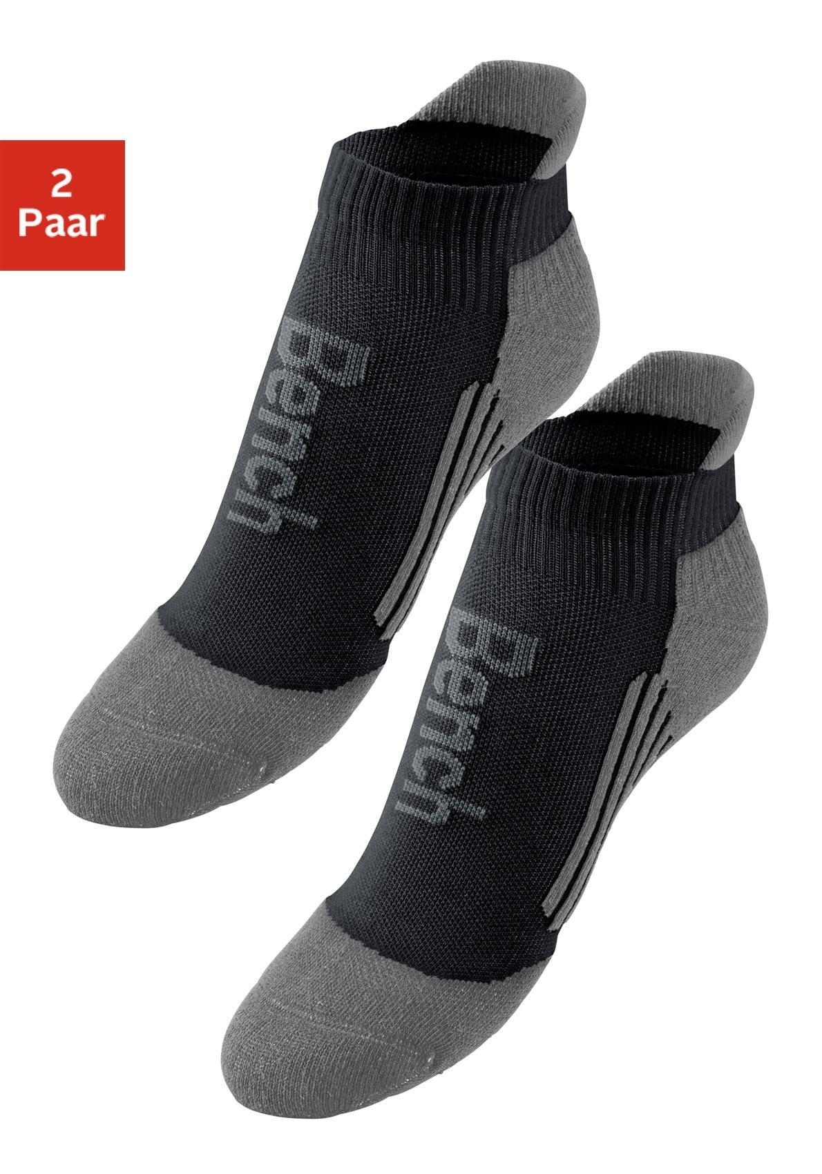 Bench. sport-sneakersokken (2 paar) nu online bestellen