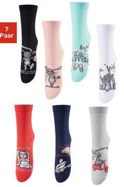 arizona sokken (set van 7 paar) multicolor