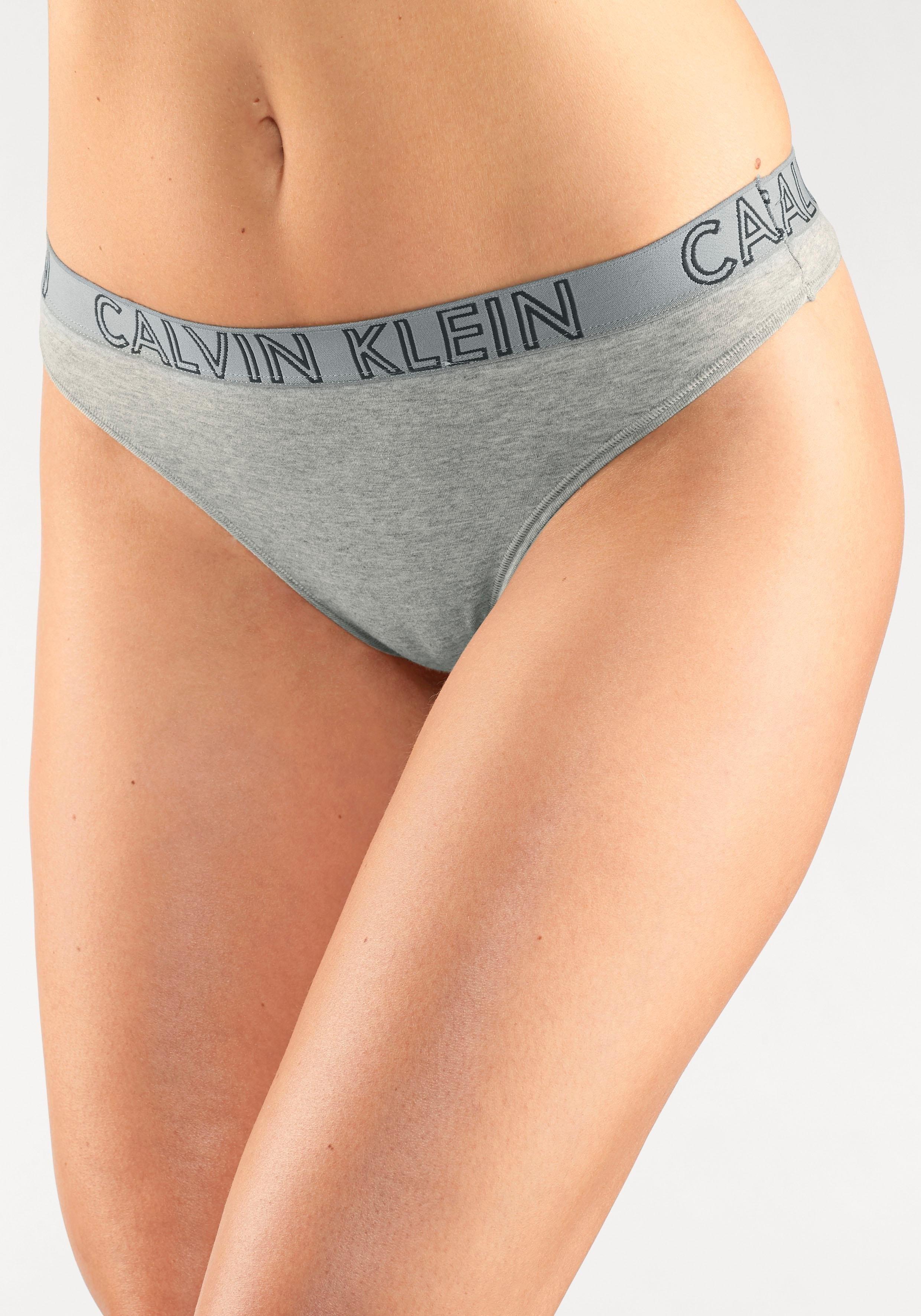 Calvin Klein string - verschillende betaalmethodes