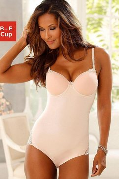 triumph shaping-body modern finesse bswp met ventilerende spacer-cups en beugels wit