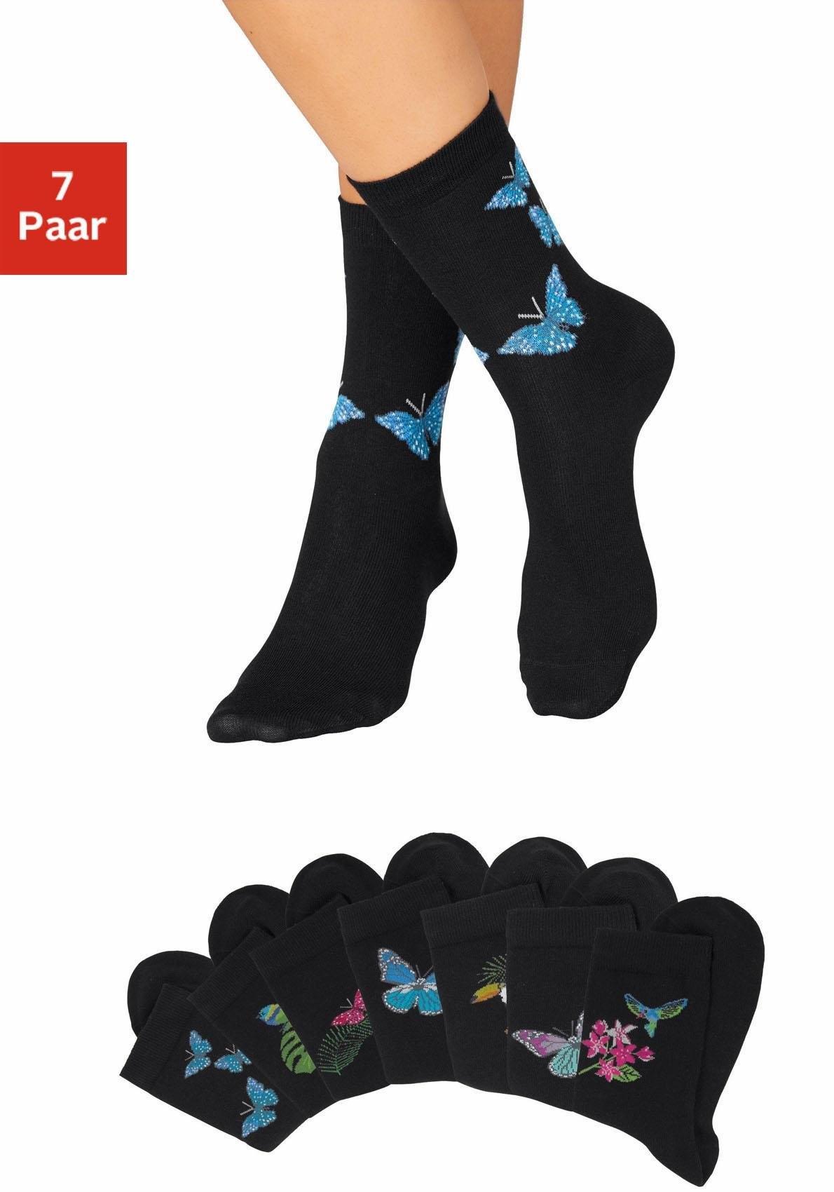 H.I.S sokken (7 paar) online kopen op lascana.nl