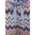 vivance dreams pyjamabroek met print all-over blauw