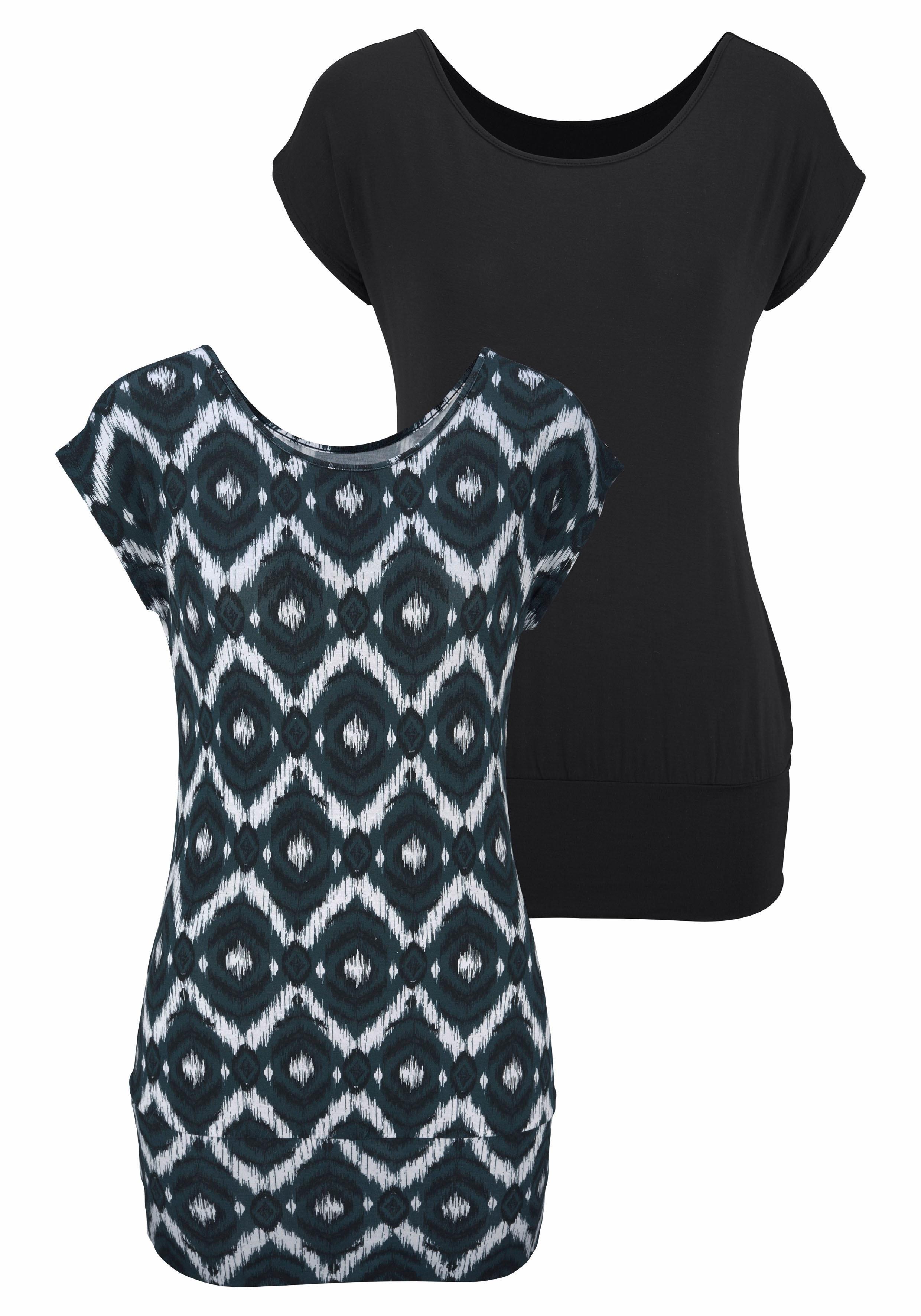 LASCANA lang shirt bij Lascana online kopen