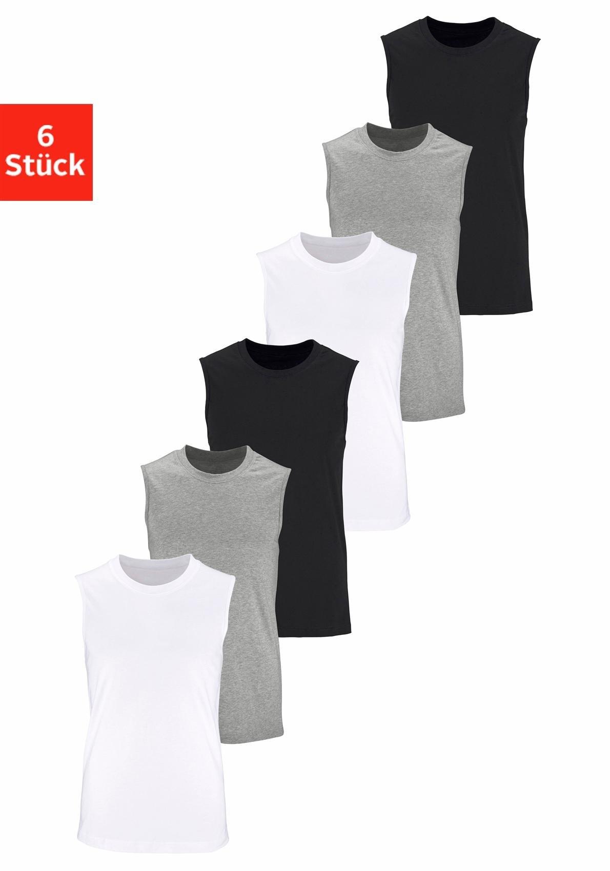 H.I.S muscle-shirt - verschillende betaalmethodes