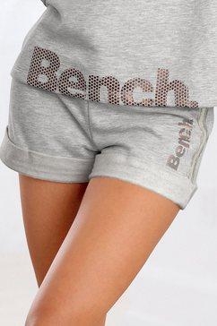bench relaxshort grijs