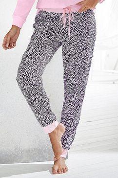 vivance collection pyjamabroek roze