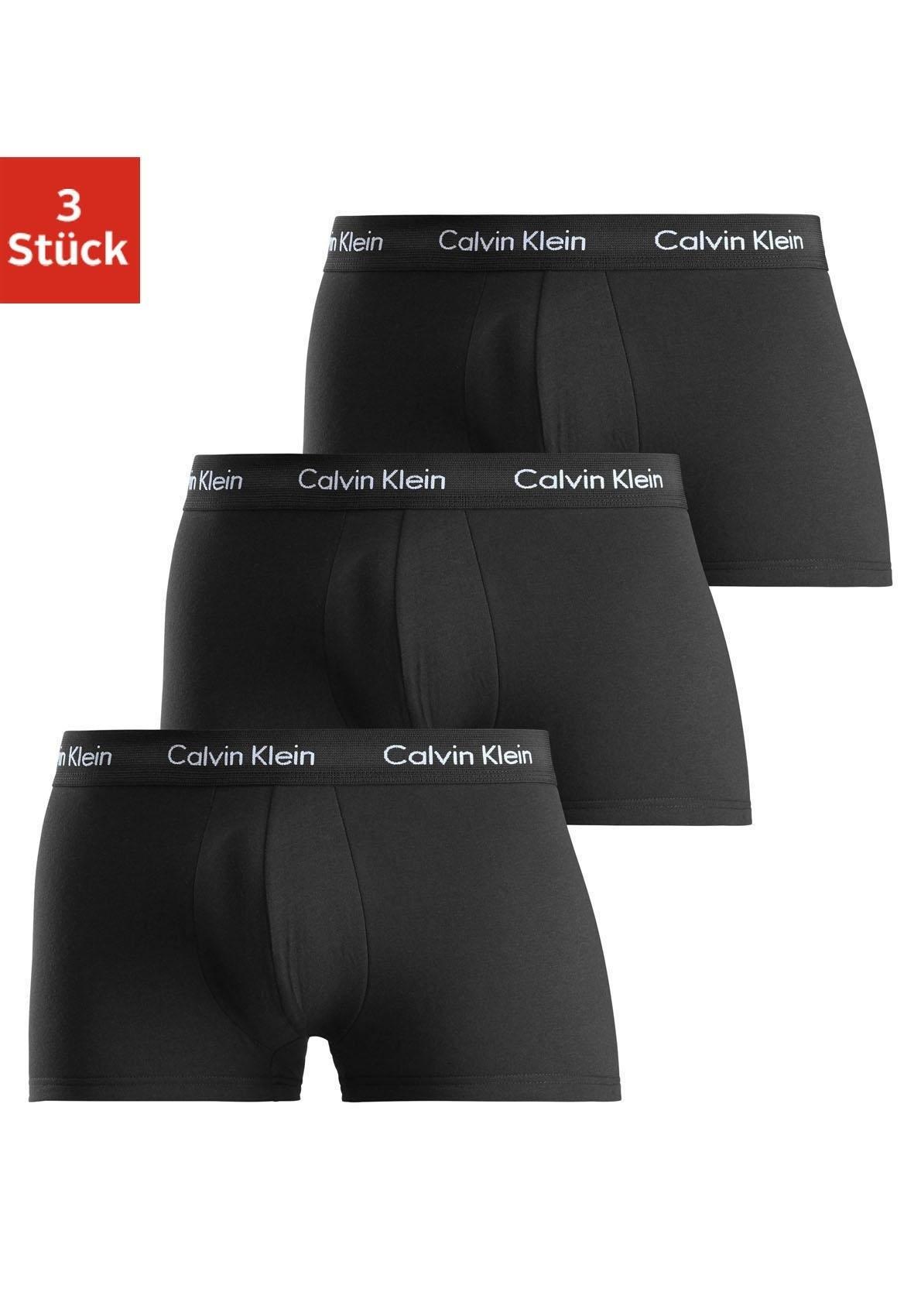 Calvin Klein hipster low Trunk (set van 3) veilig op lascana.nl kopen