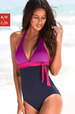 s.oliver beachwear badpak roze