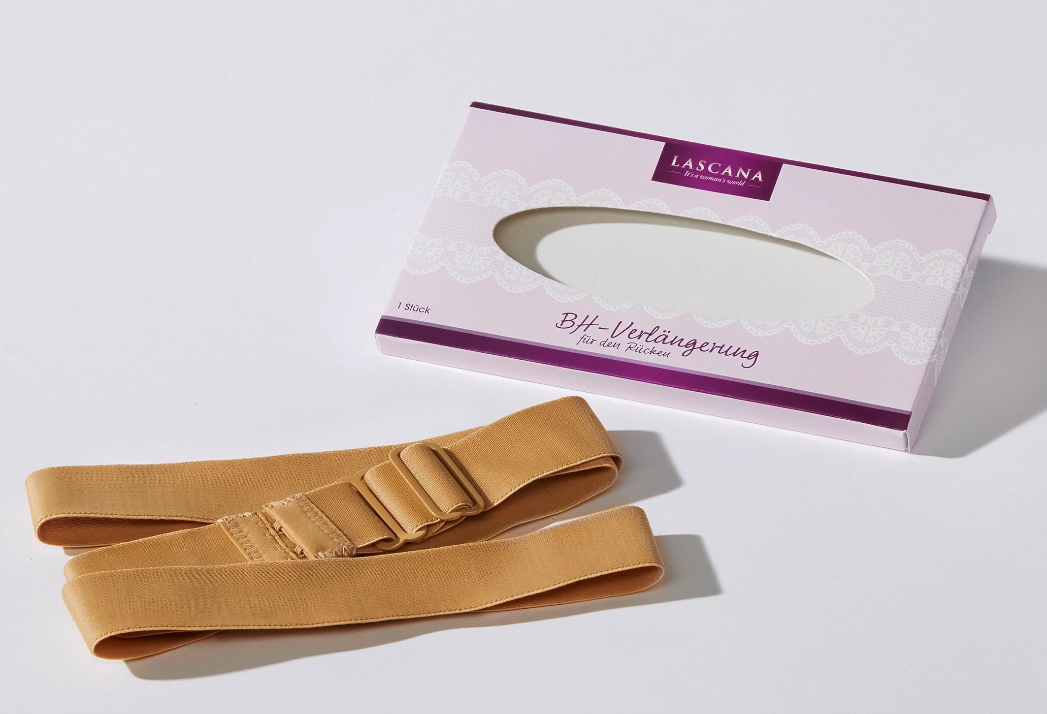 Lascana Bh-verlenging voor een diepe rug goedkoop op lascana.nl kopen