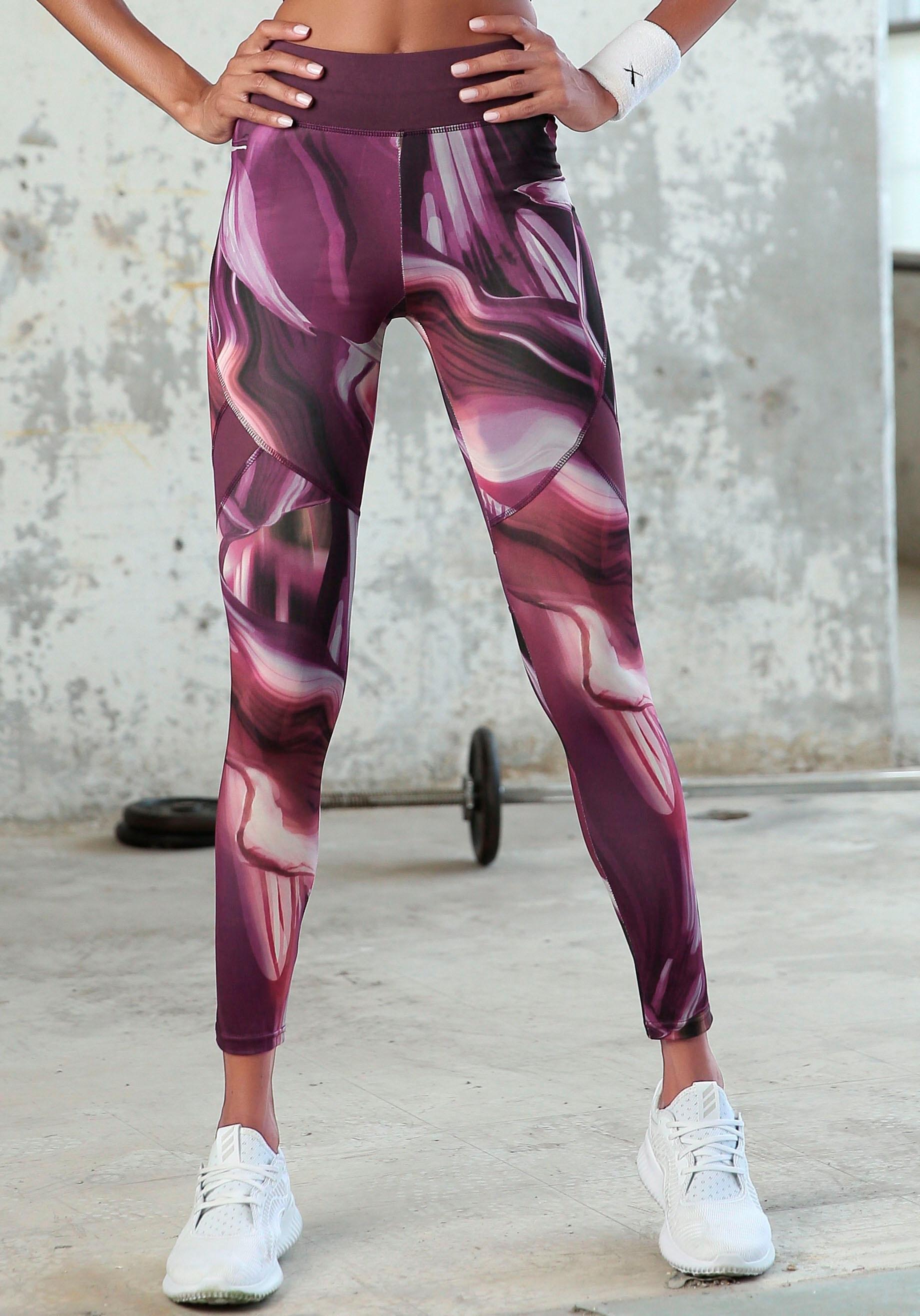 LASCANA active by LASCANA performance-legging met een brede band bestellen: 14 dagen bedenktijd