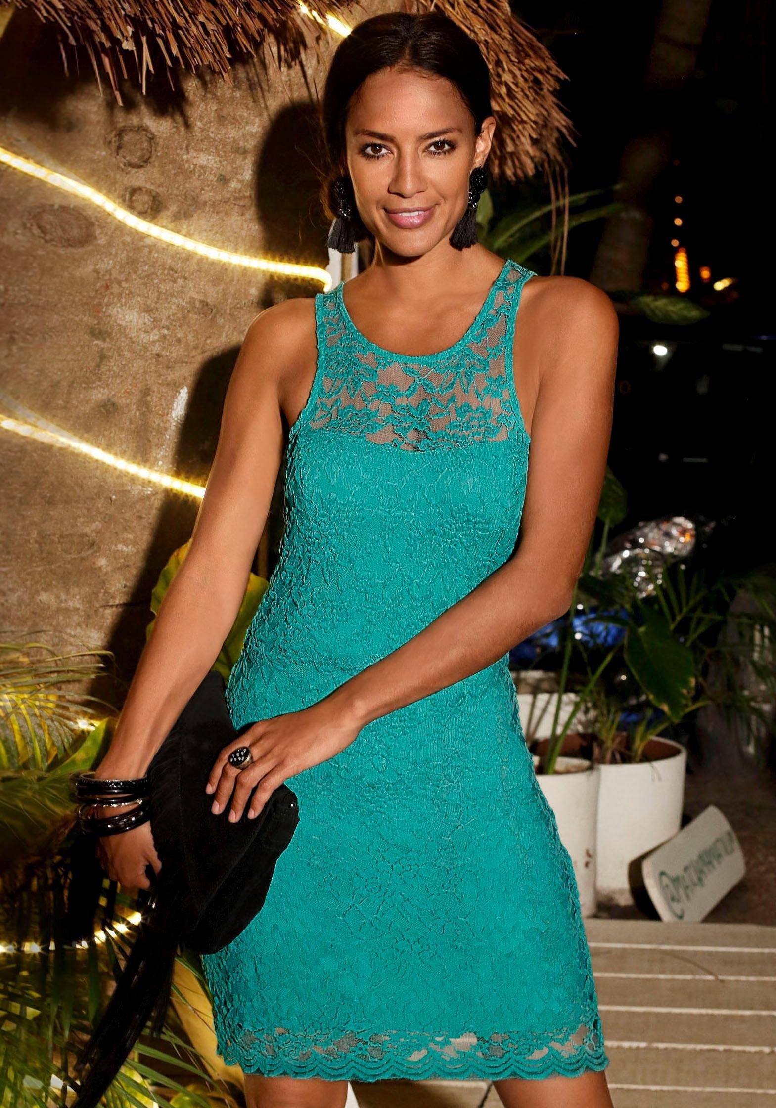 LASCANA kanten jurk bij Lascana online kopen