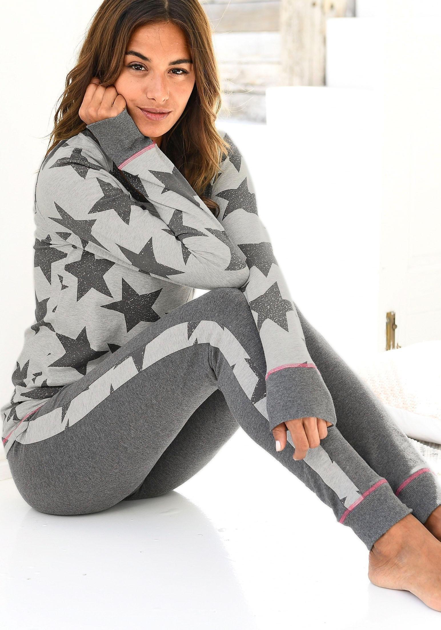 Bench. pyjama met sterrenmotief nu online bestellen