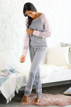 arizona pyjama grijs