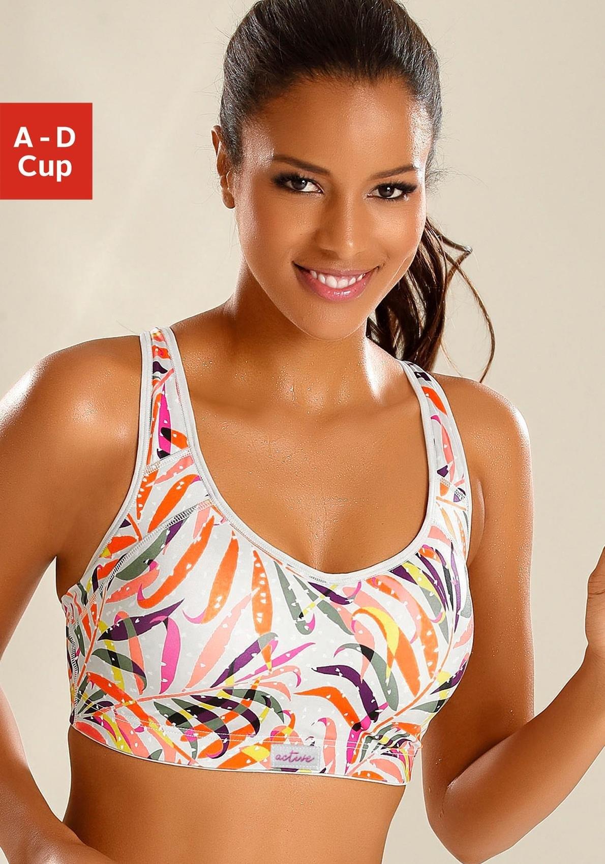 Lascana Active sport-bh met steuncups nu online kopen bij Lascana