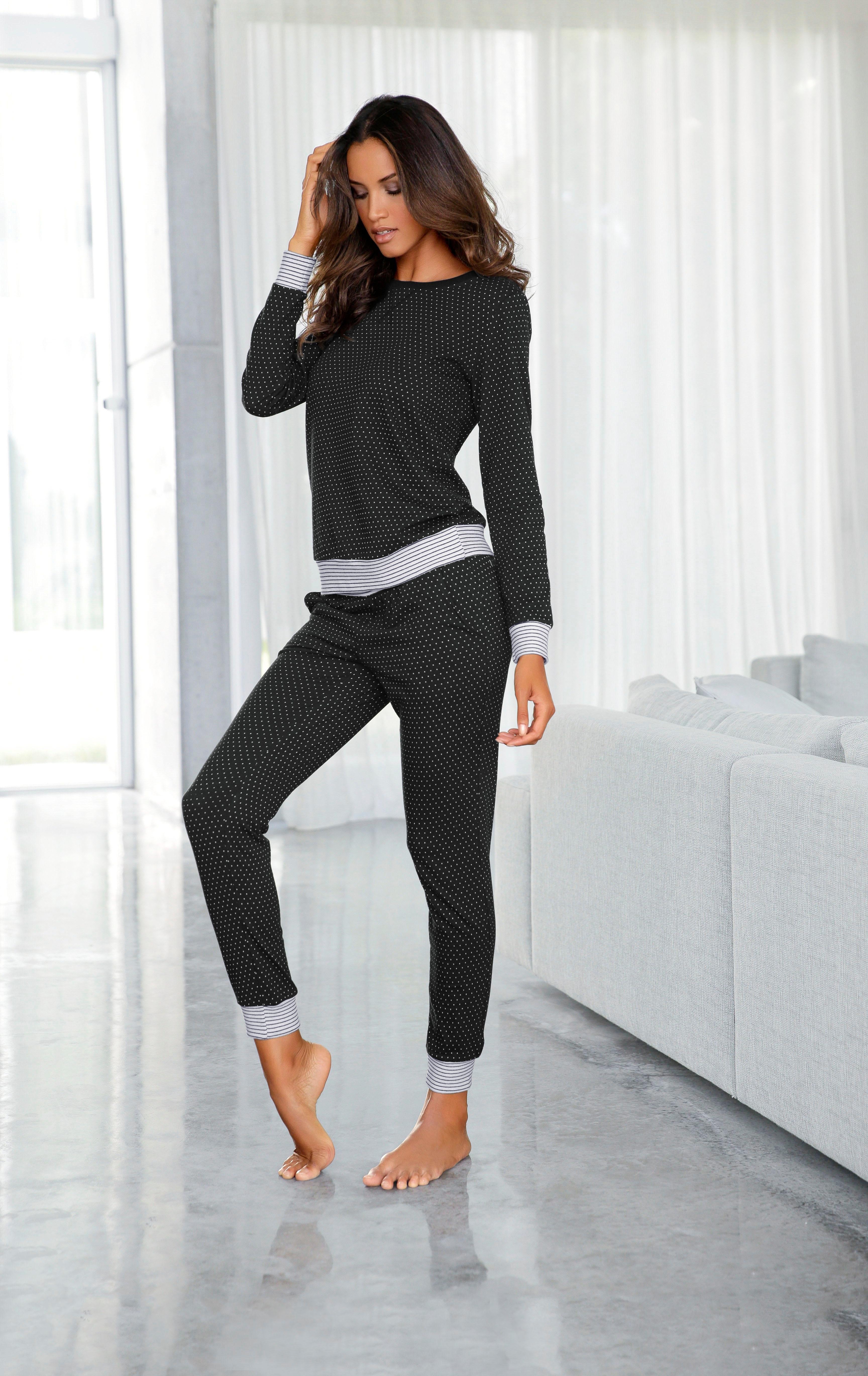 vivance collection pyjama nu online kopen bij Lascana