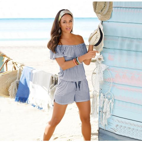 NU 15% KORTING: s.Oliver RED LABEL Beachwear jumpsuit