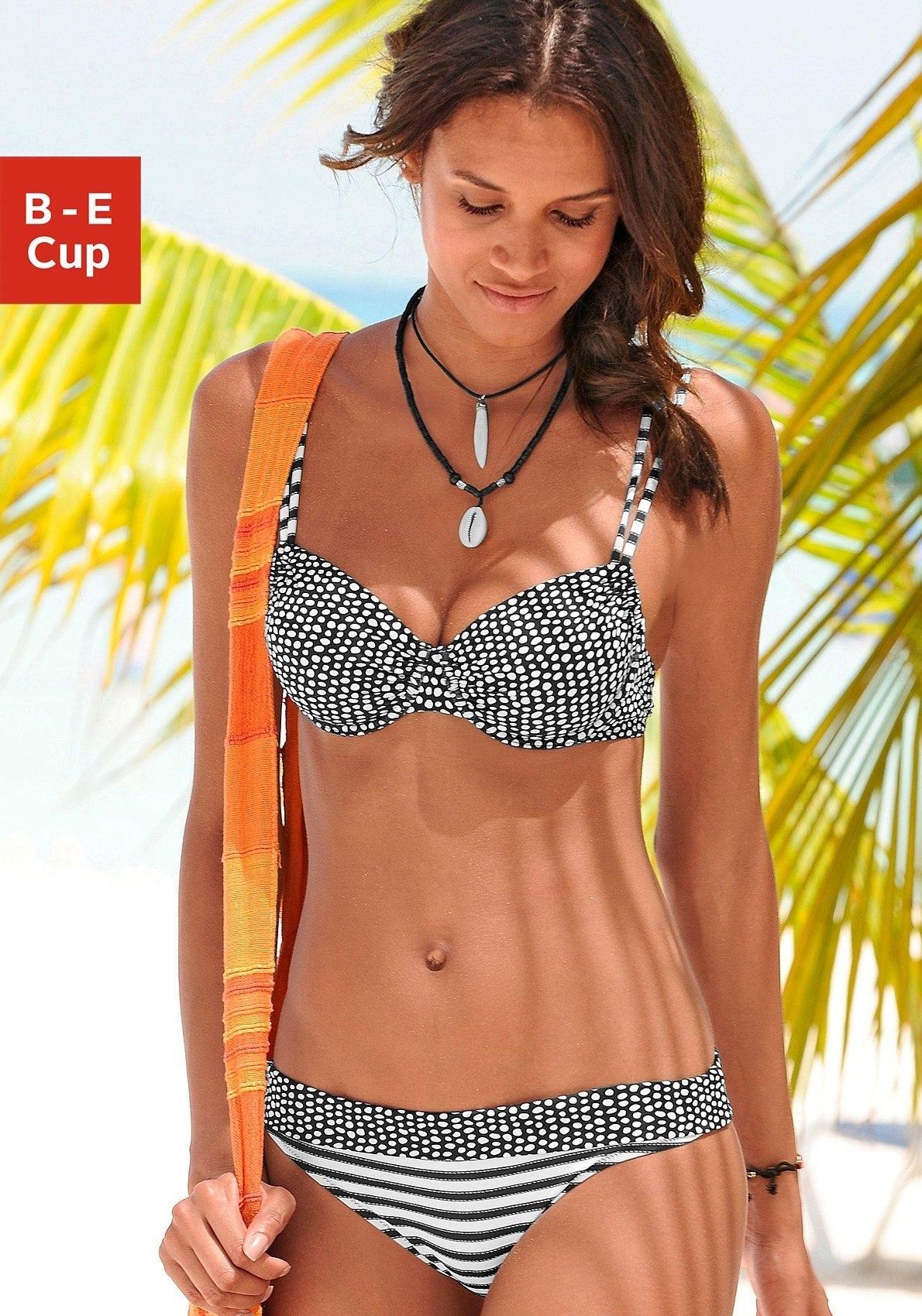Op zoek naar een s.Oliver RED LABEL Beachwear beugelbikini? Koop online bij Lascana