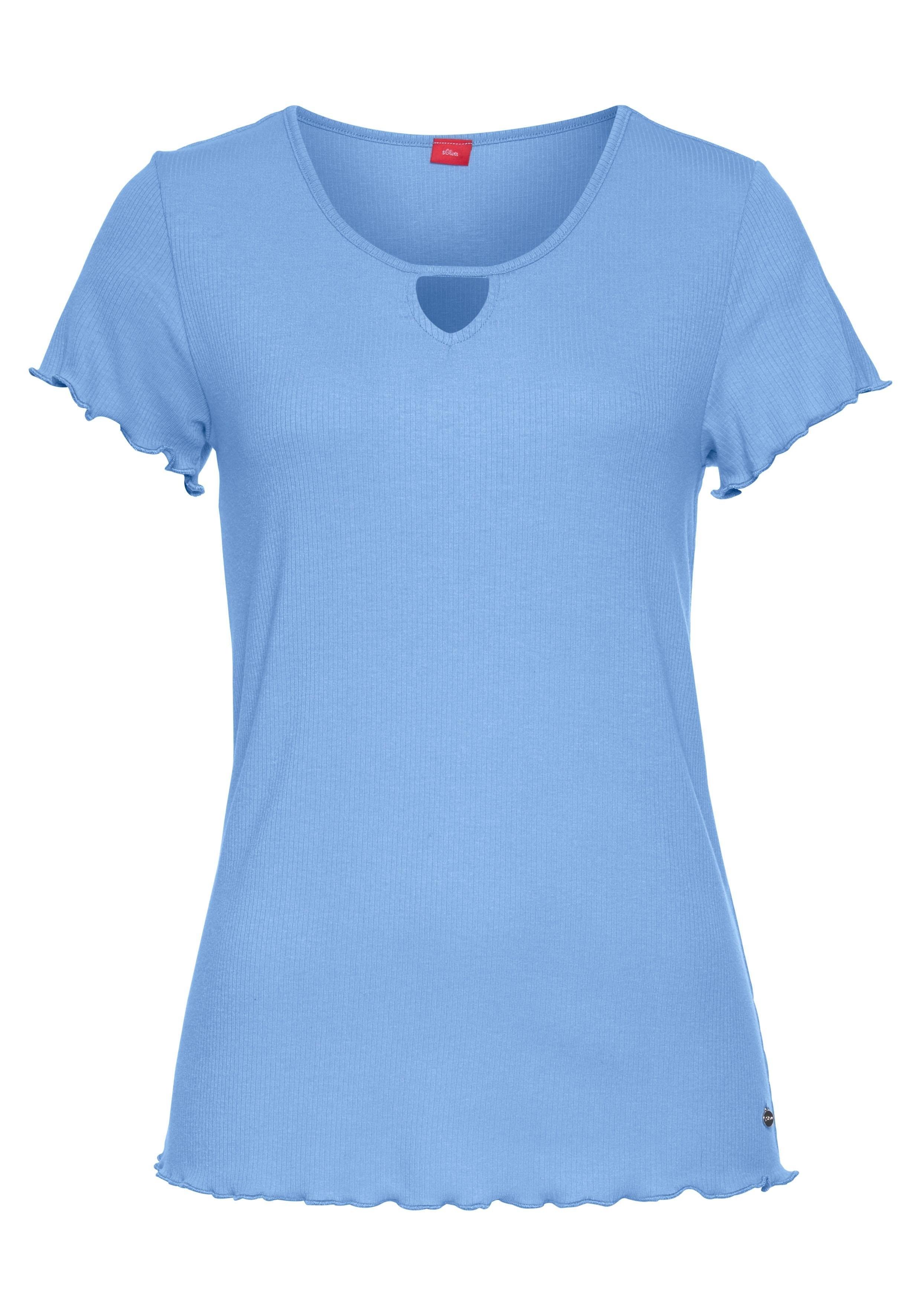 S.oliver Bodywear s.Oliver RED LABEL Bodywear shirt met korte mouwen voordelig en veilig online kopen