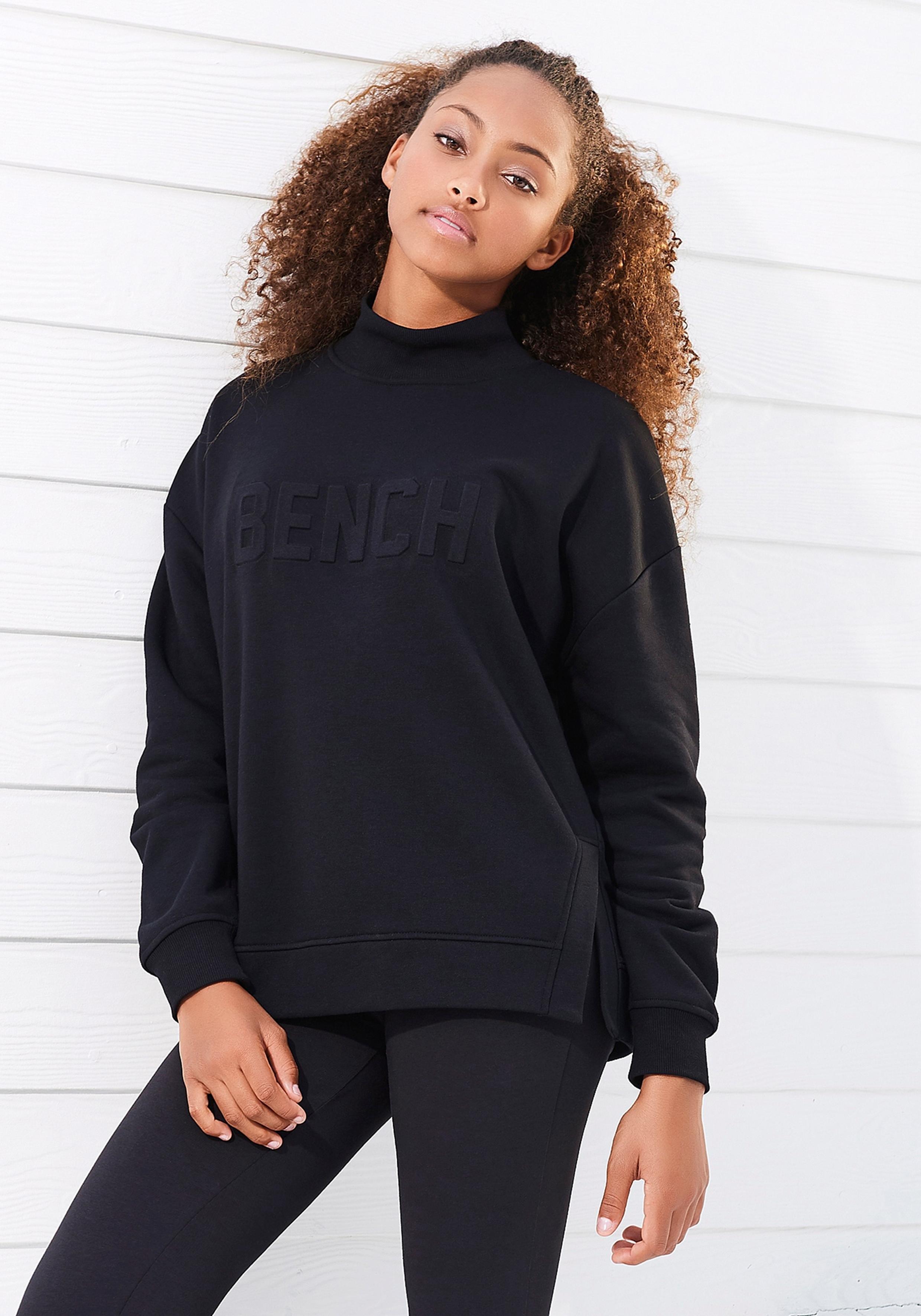 Op zoek naar een Bench. sweatshirt met zijsplitten? Koop online bij Lascana
