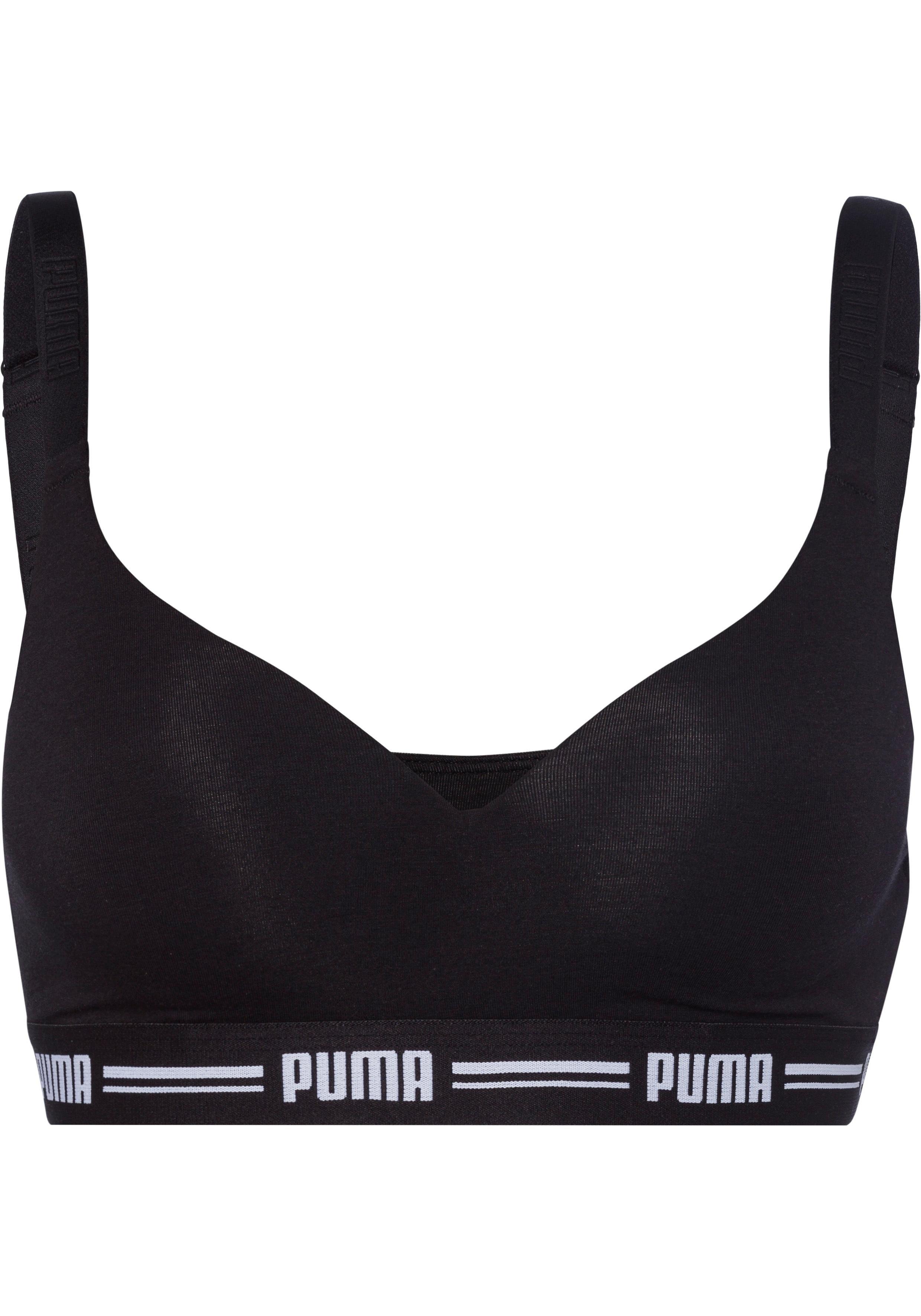 Puma Iconic bralette-bh bij Lascana online kopen