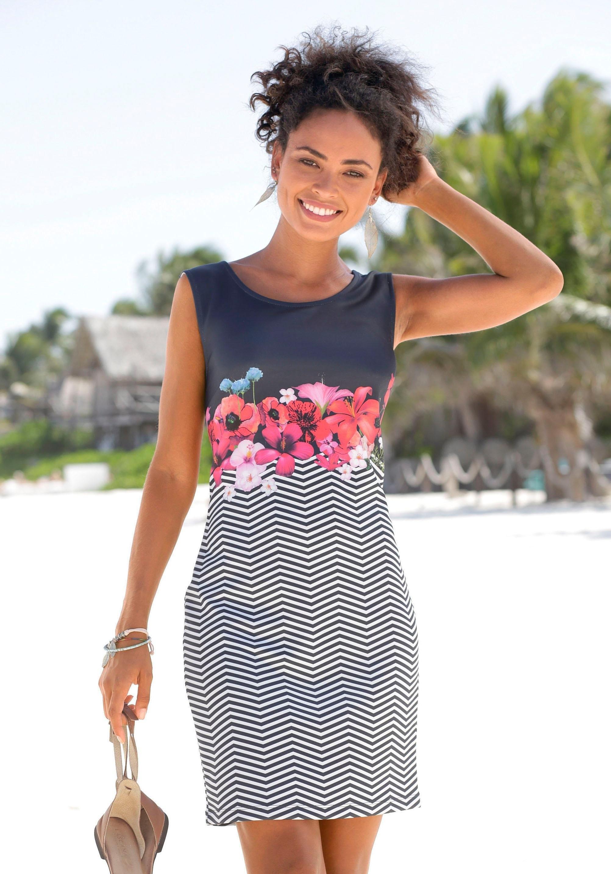 LASCANA scuba-jurk in smal model in de webshop van Lascana kopen
