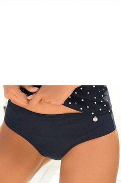 lascana bikinibroekje »merilyn« blauw