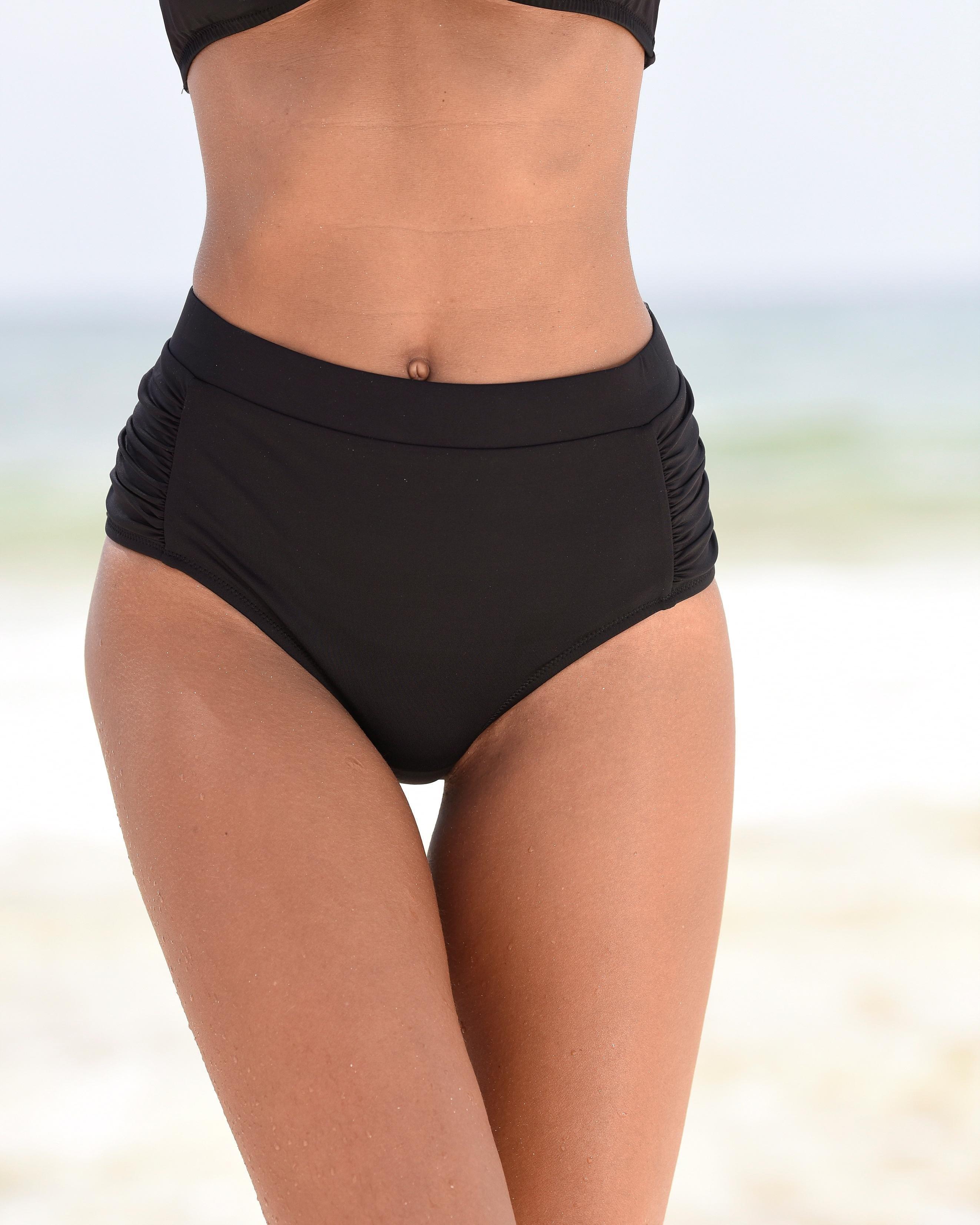 LASCANA highwaist-bikinibroekje - gratis ruilen op lascana.nl